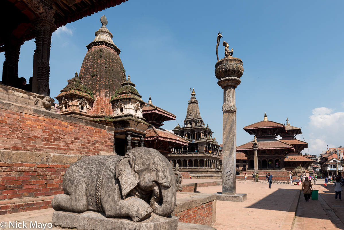 Kathmandu Valley,Nepal,Square,Temple, photo