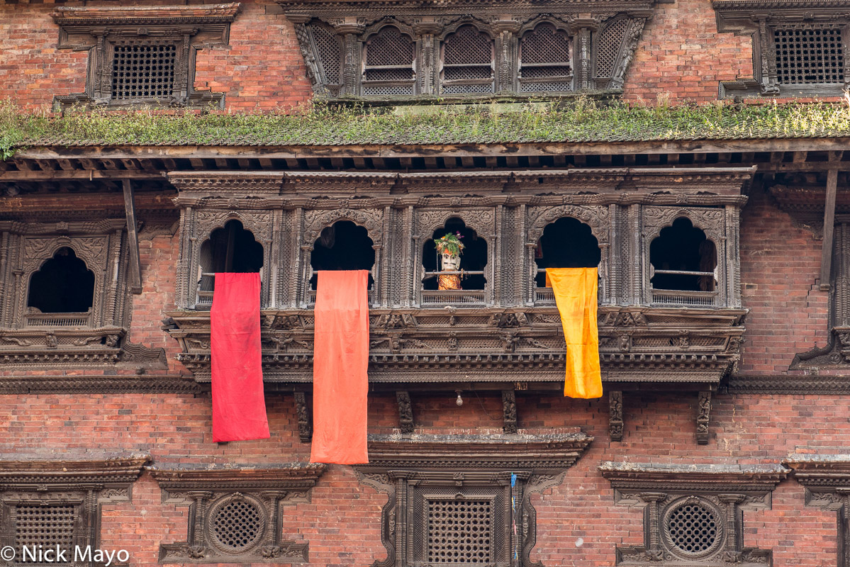Kathmandu Valley,Nepal,Window, photo