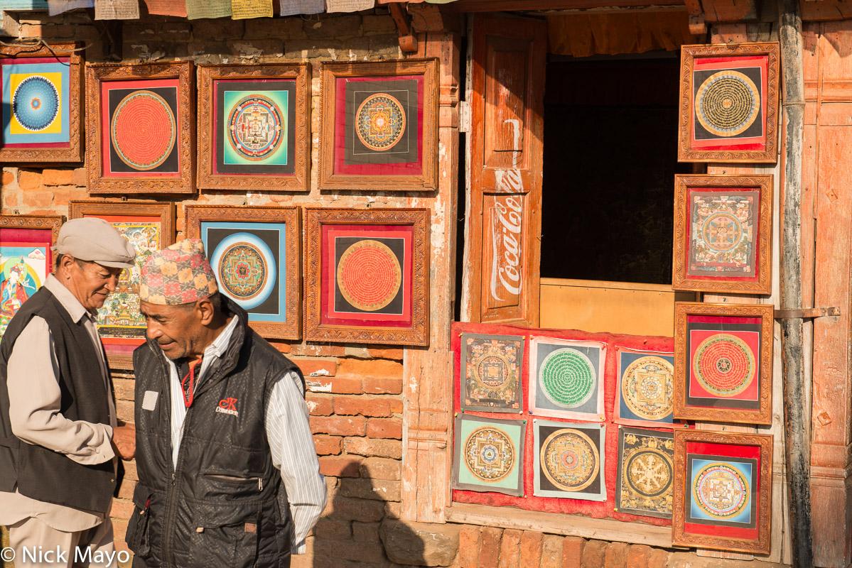 Kathmandu Valley,Nepal,Tanka, photo