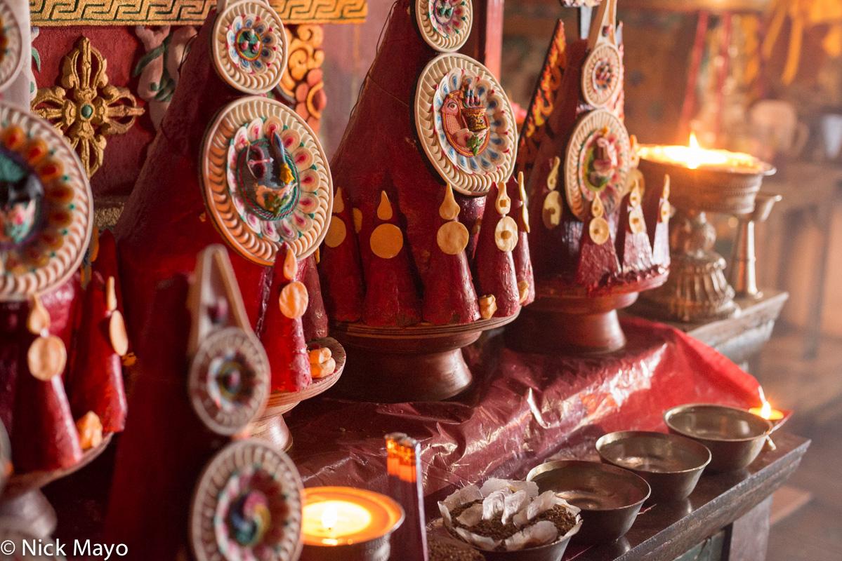 Arunachal Pradesh,Butter Sculpture,Festival,India, photo