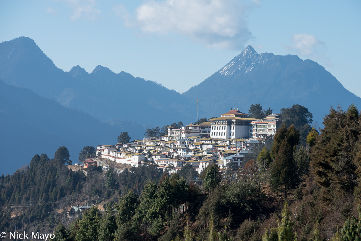 Arunachal Pradesh,India,Monastery, photo