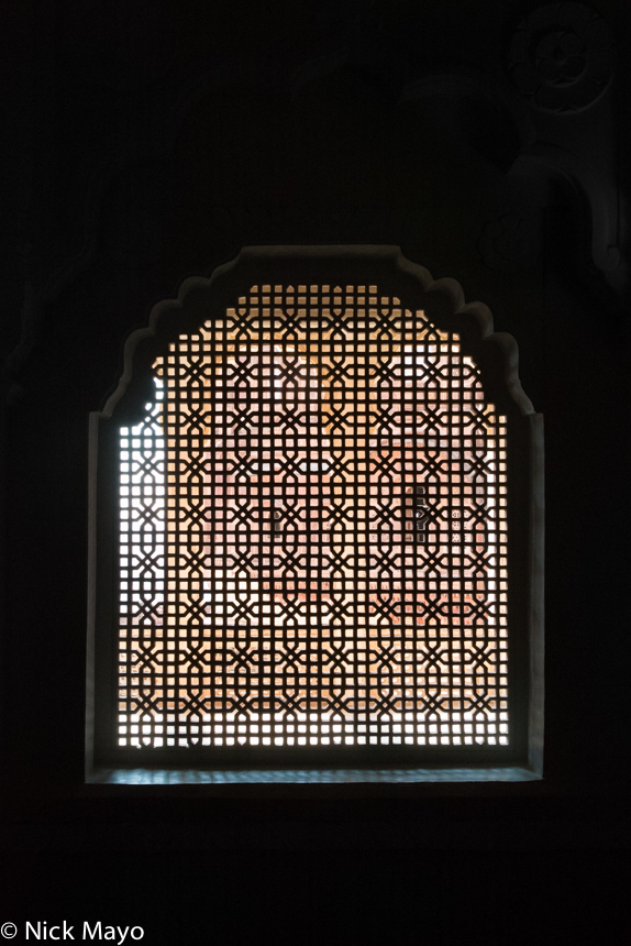 Fort,India,Rajasthan,Window, photo
