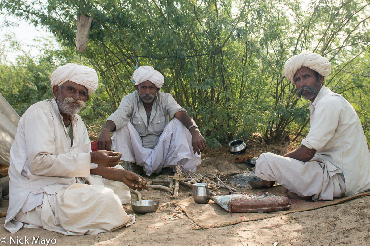 Cooking,Festival,India,Rabari,Rajasthan,Turban, photo