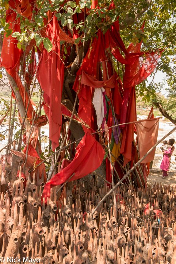 Gujarat,India,Offering, photo