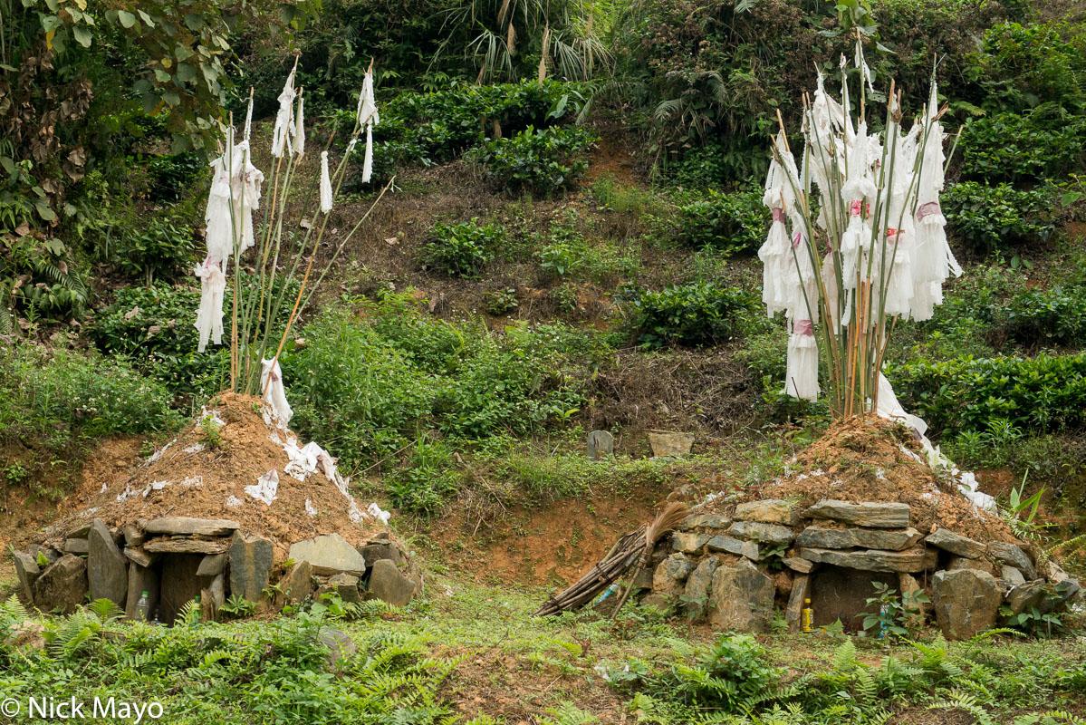 Grave,Lao Cai,Vietnam, photo