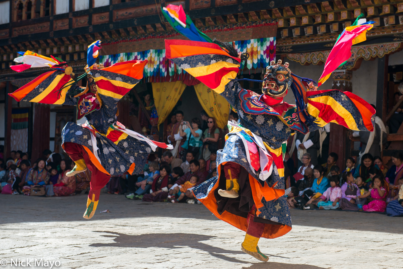 Bhutan,Dancing,East,Festival,Mask,Monk, photo