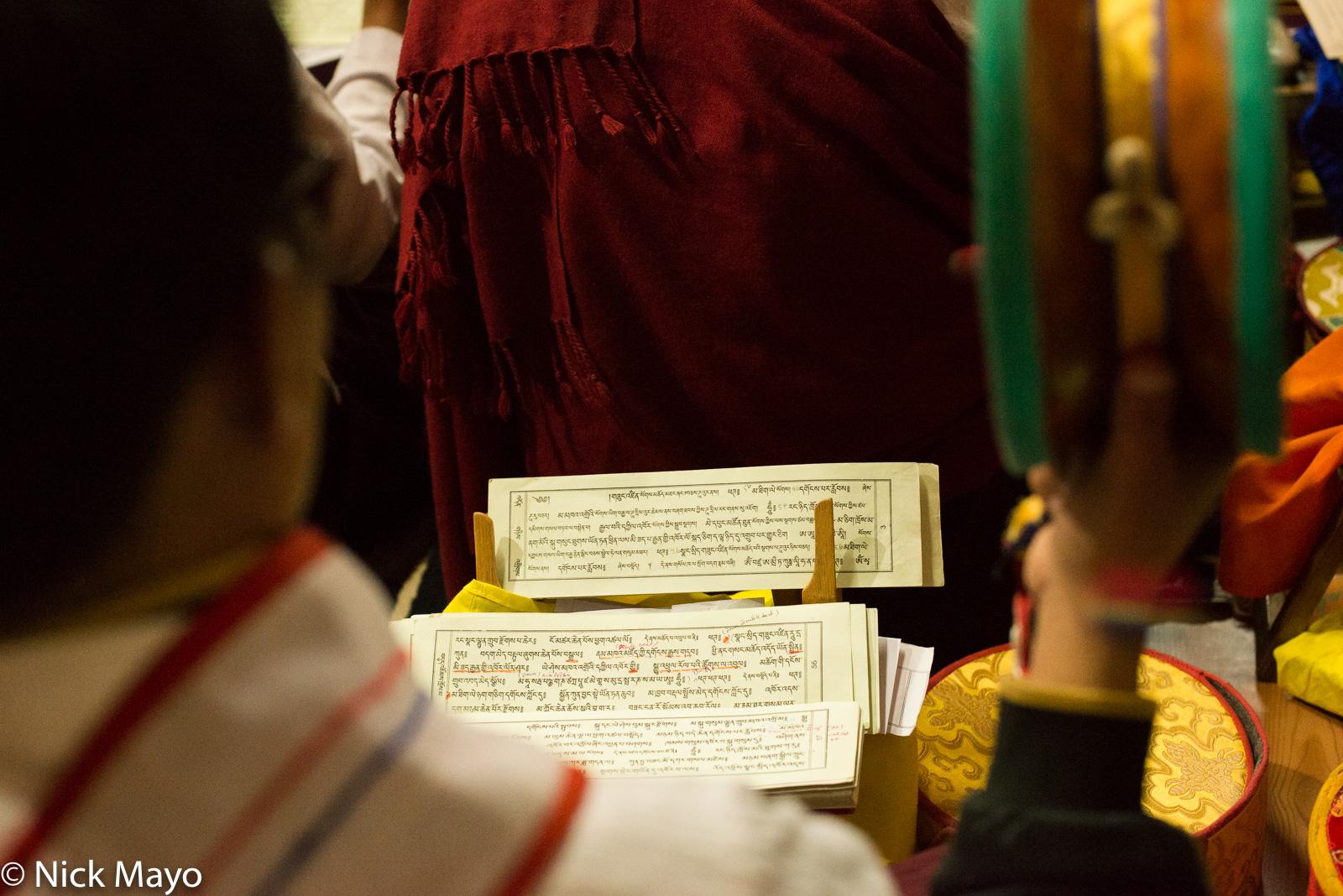 Bhutan,East,Scripture, photo