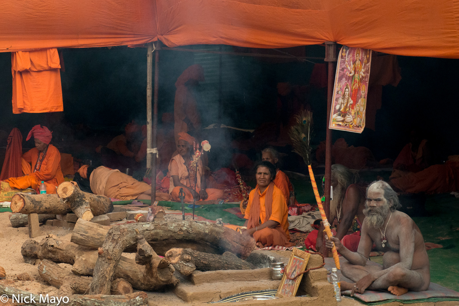 Chhattisgarh, Festival, India, Sadhu, Sadhvi, photo