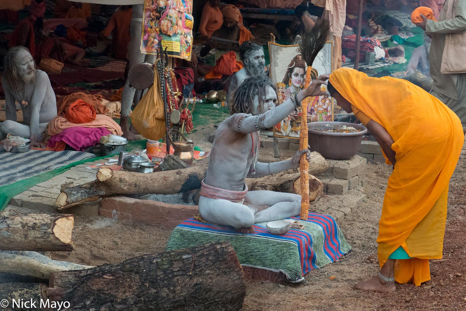 Chhattisgarh, Festival, India, Sadhu, photo