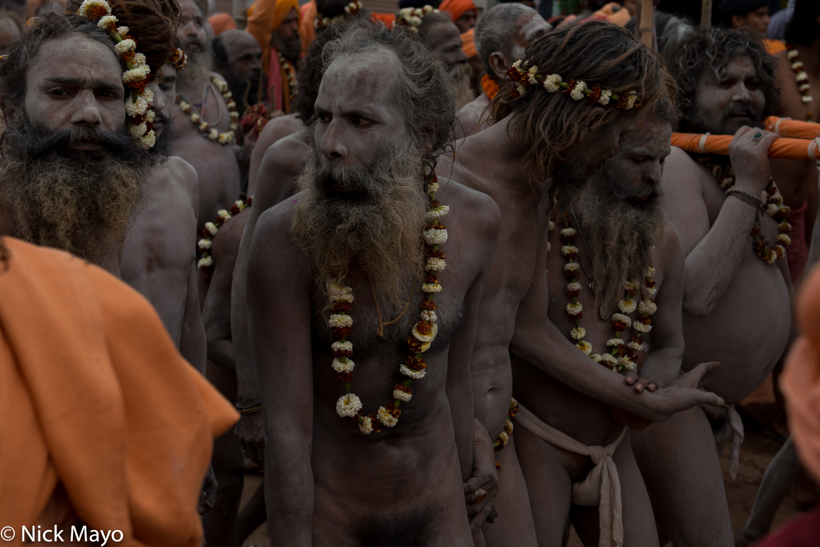 Chhattisgarh, Festival, India, Procession, Sadhu, photo