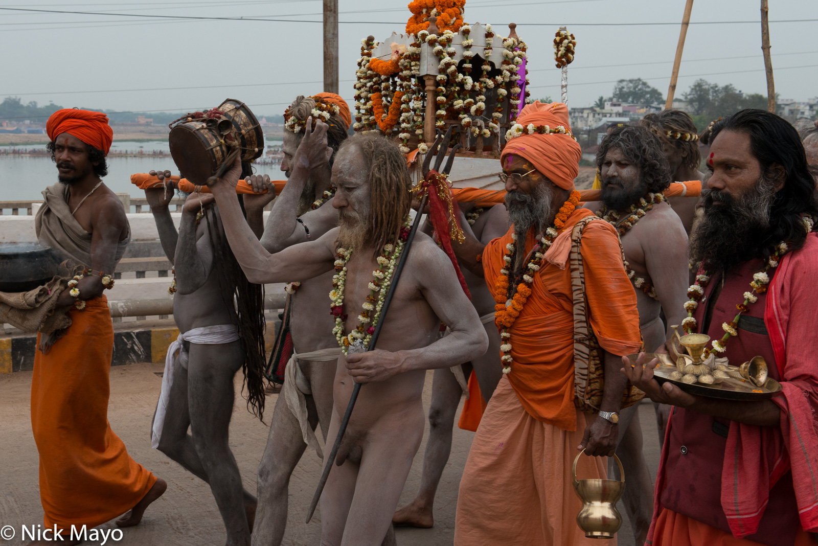 Chhattisgarh, Festival, India, Procession, Sadhu, photo