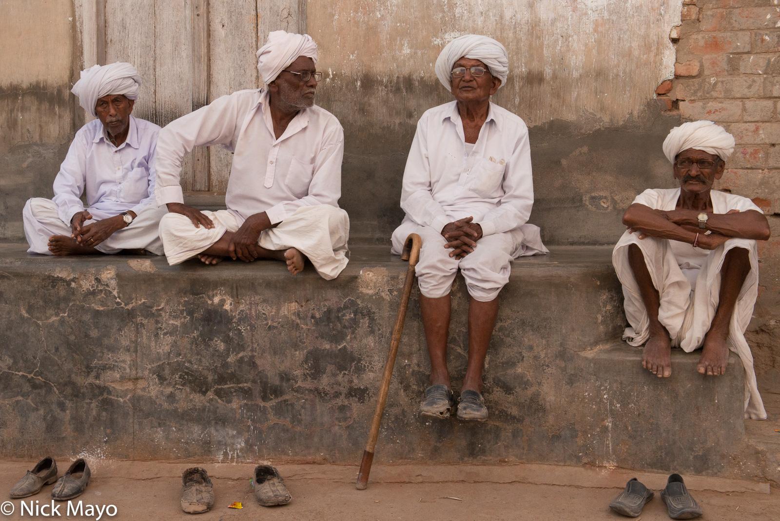 Gujarat, India, Turban, photo