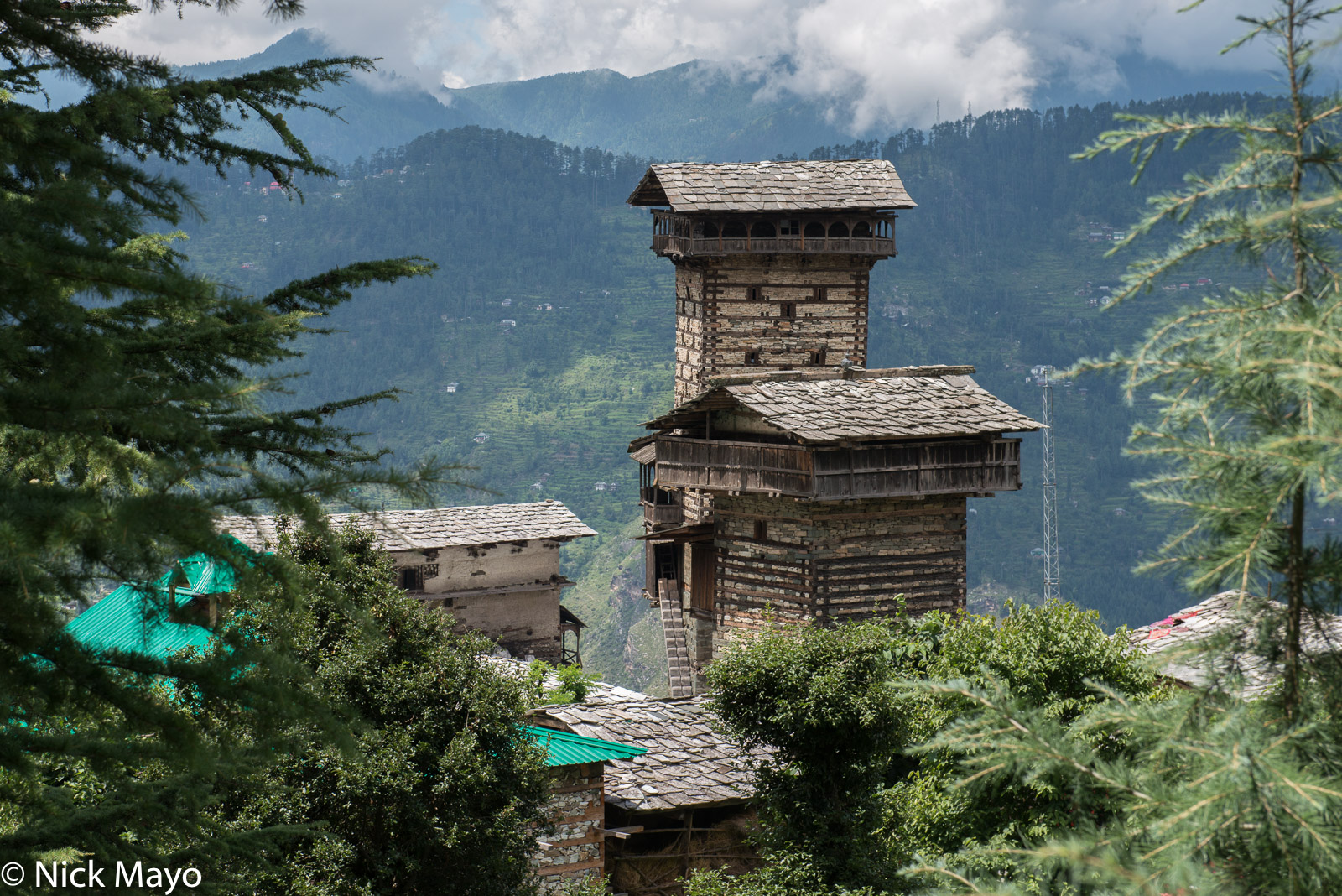 Fort, Himachal Pradesh, India, photo