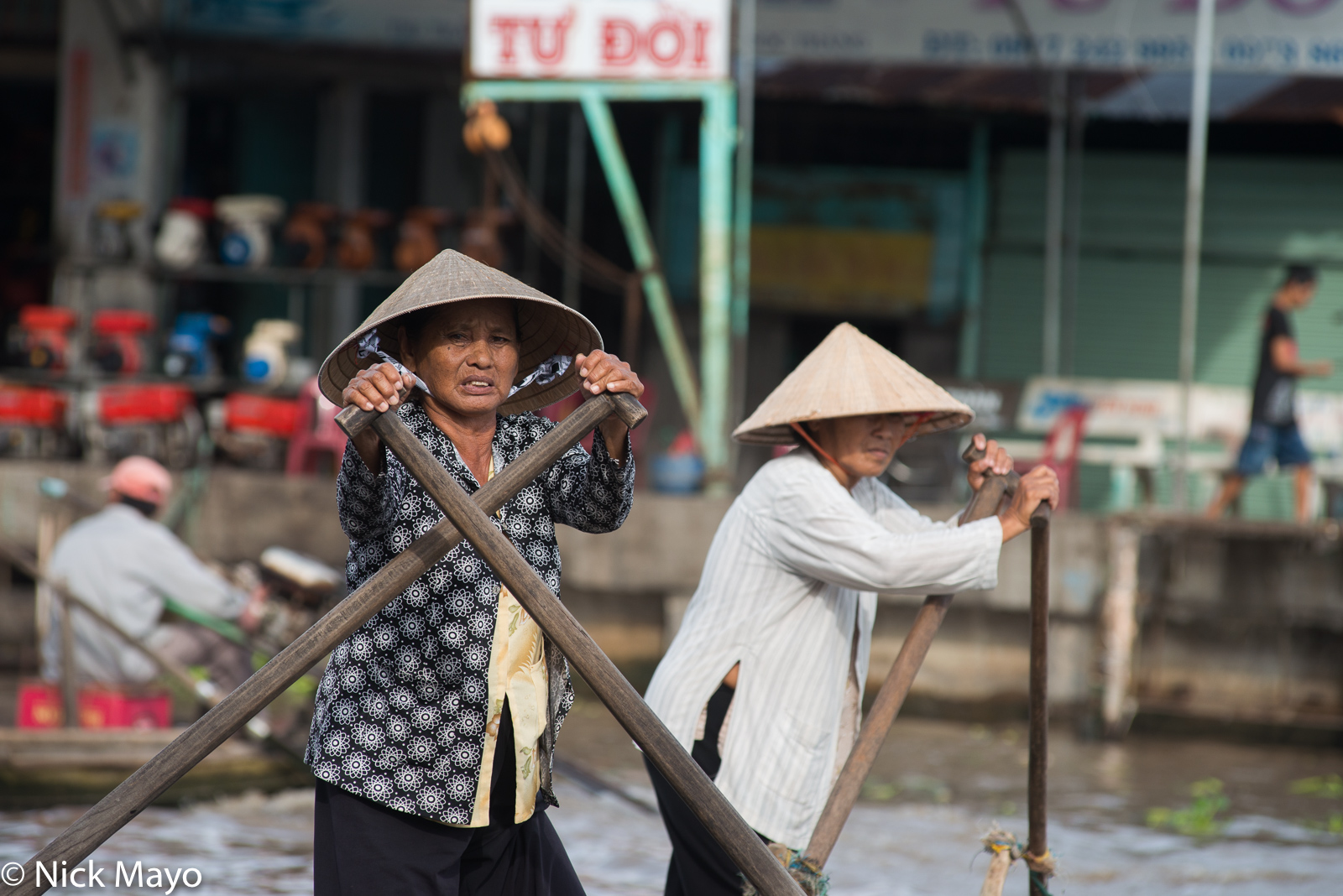 Hat, Soc Trang, Vietnam, photo