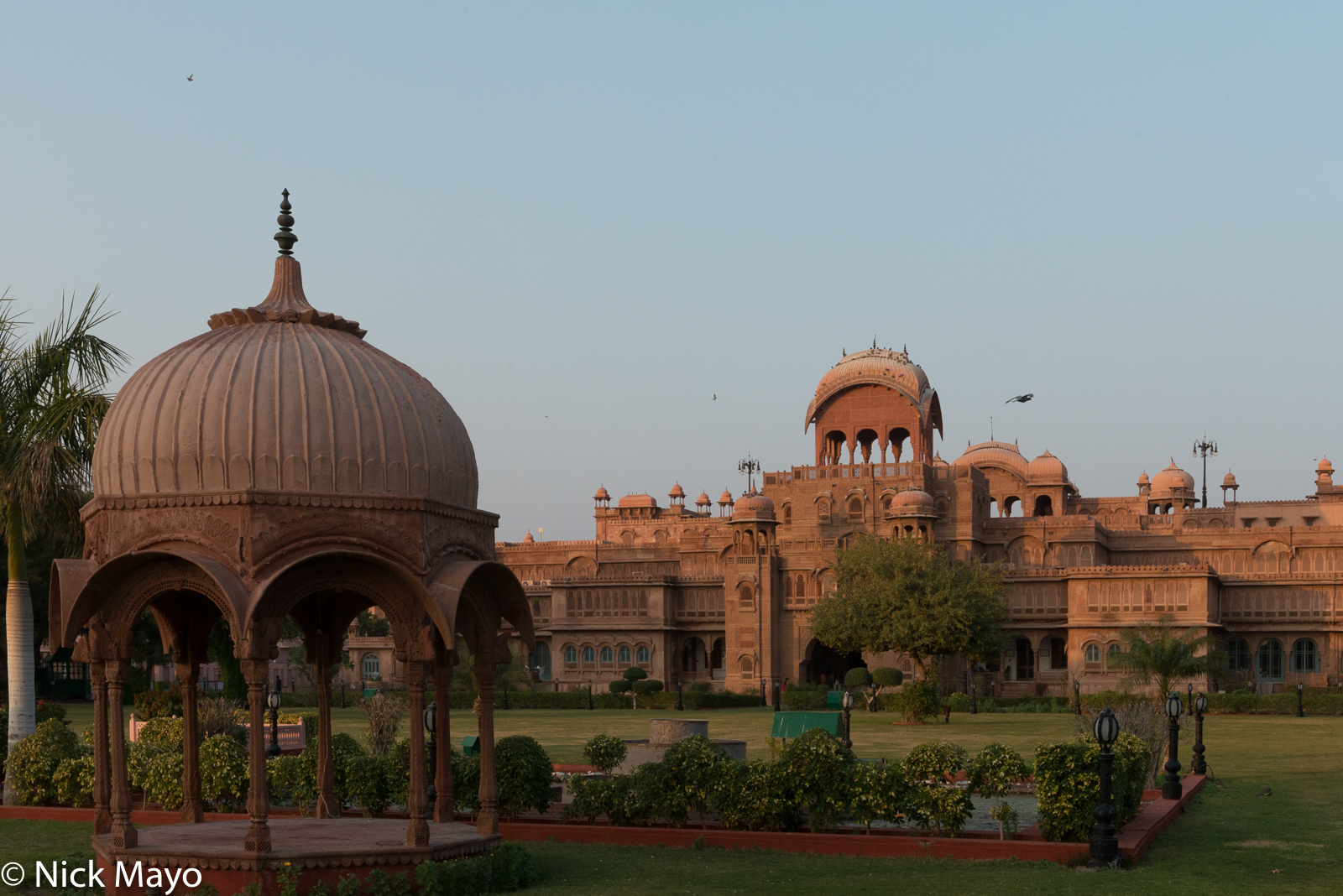 Hotel, India, Pavilion, Rajasthan, photo