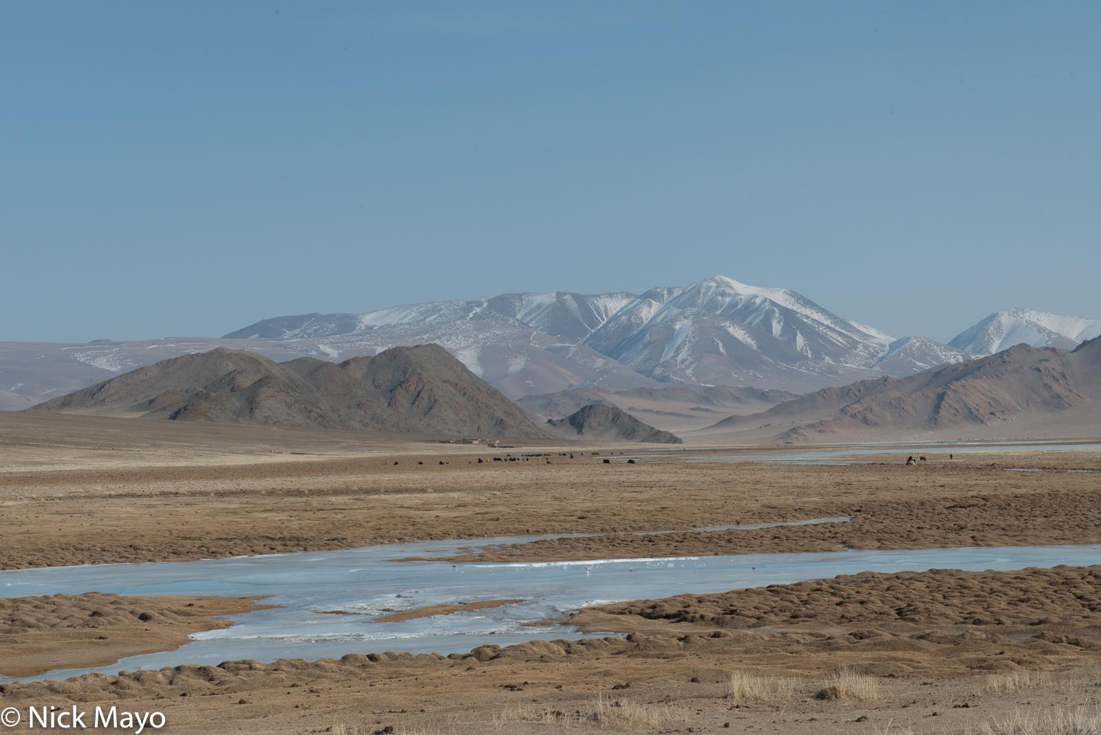 Bayan-Ölgii, Mongolia, photo