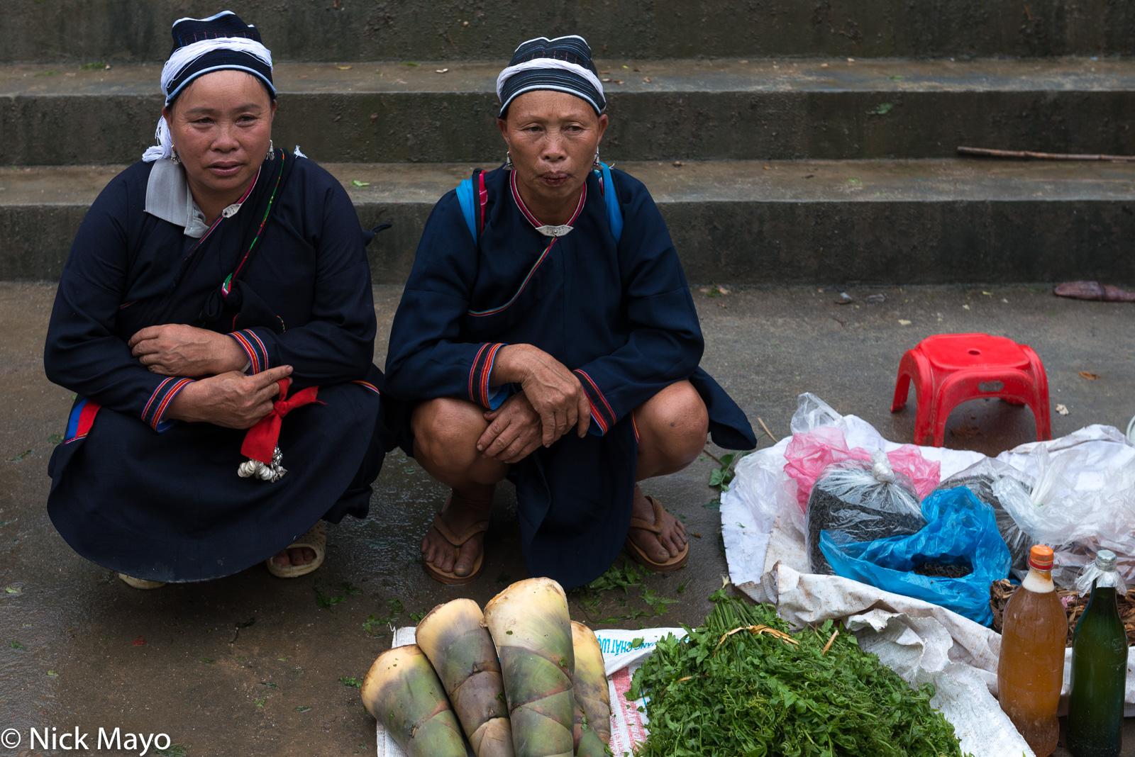Ha Giang, Market, Selling, Vietnam, Yao, photo