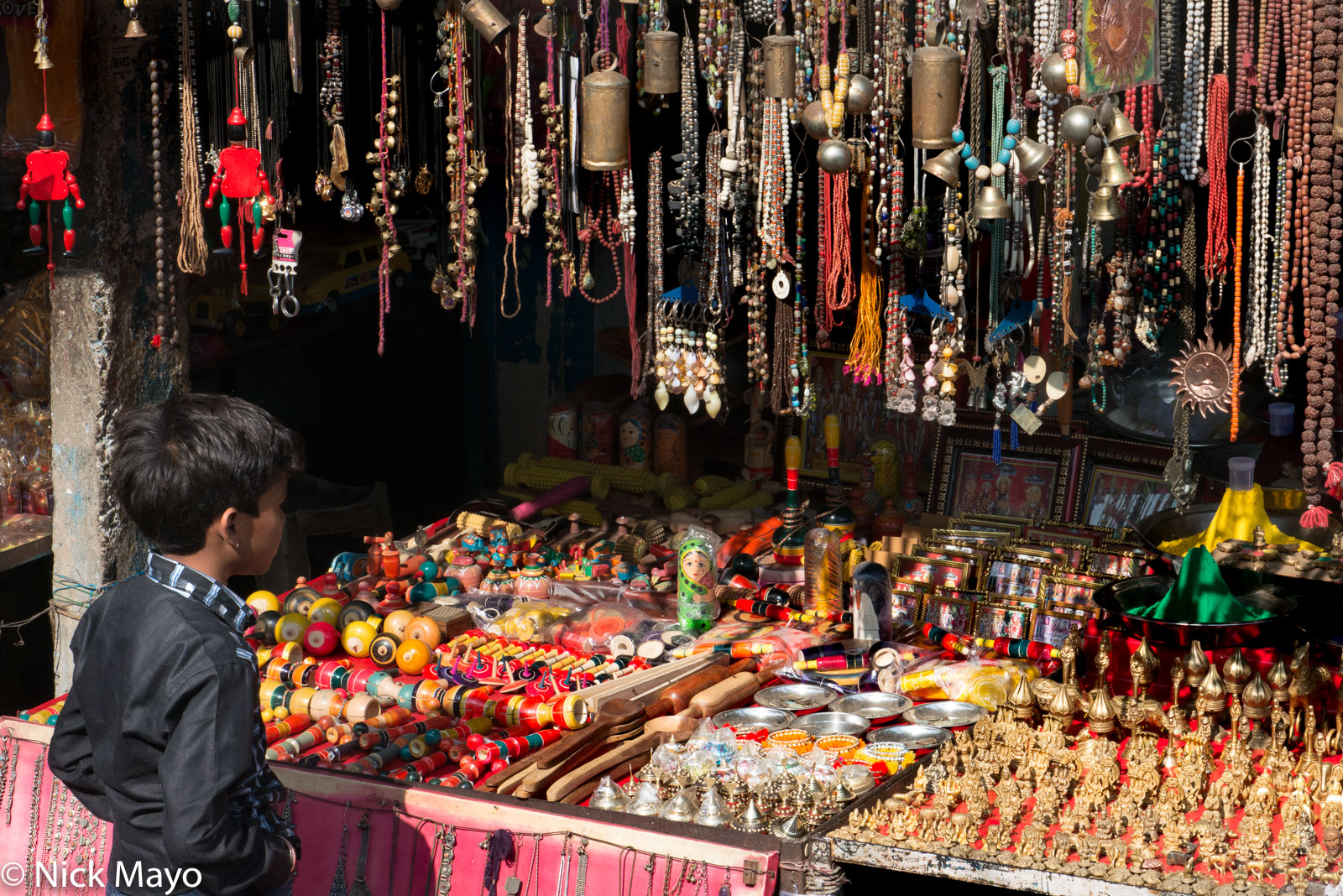 India, Madhya Pradesh, Shop, photo
