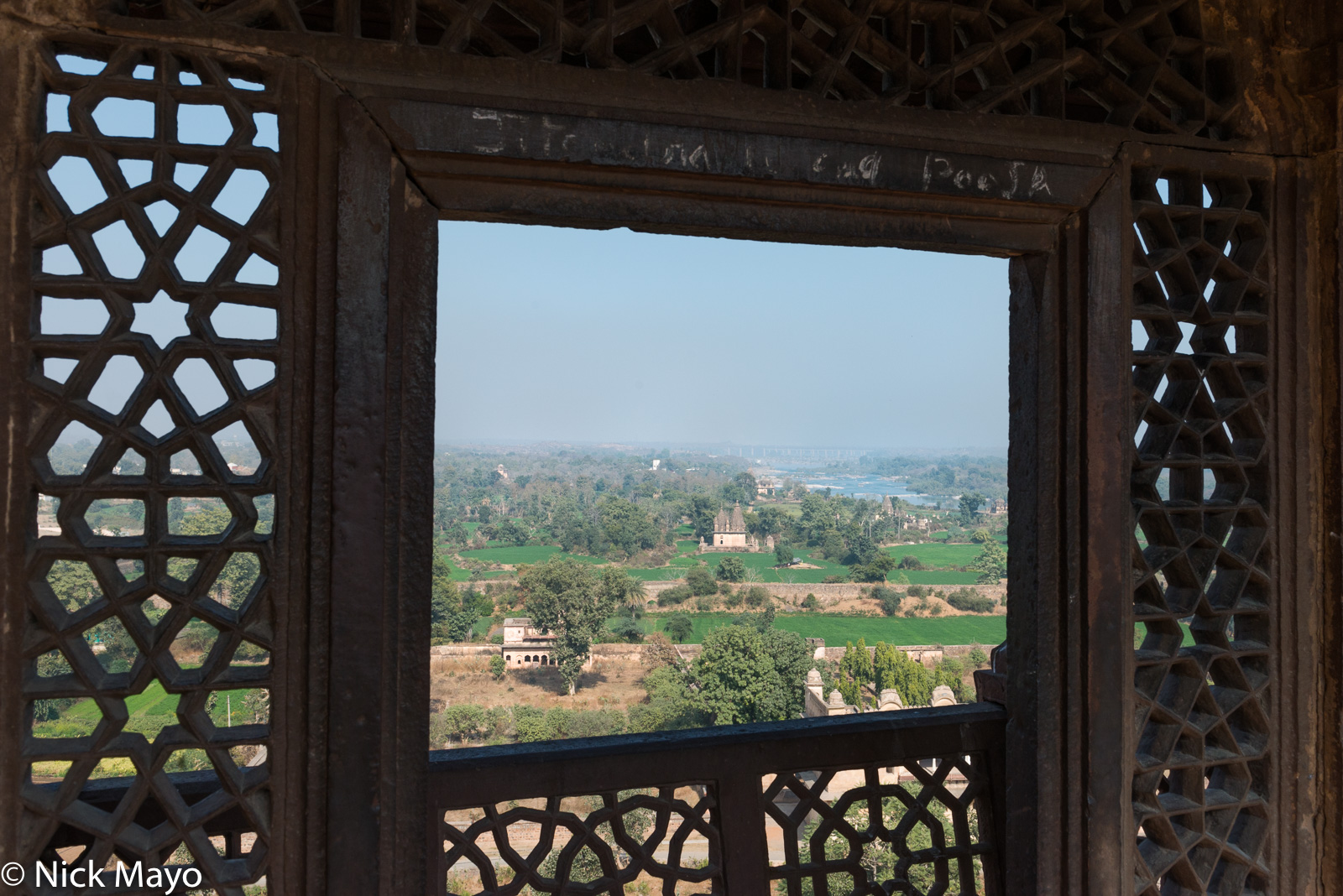 India, Madhya Pradesh, Window, photo