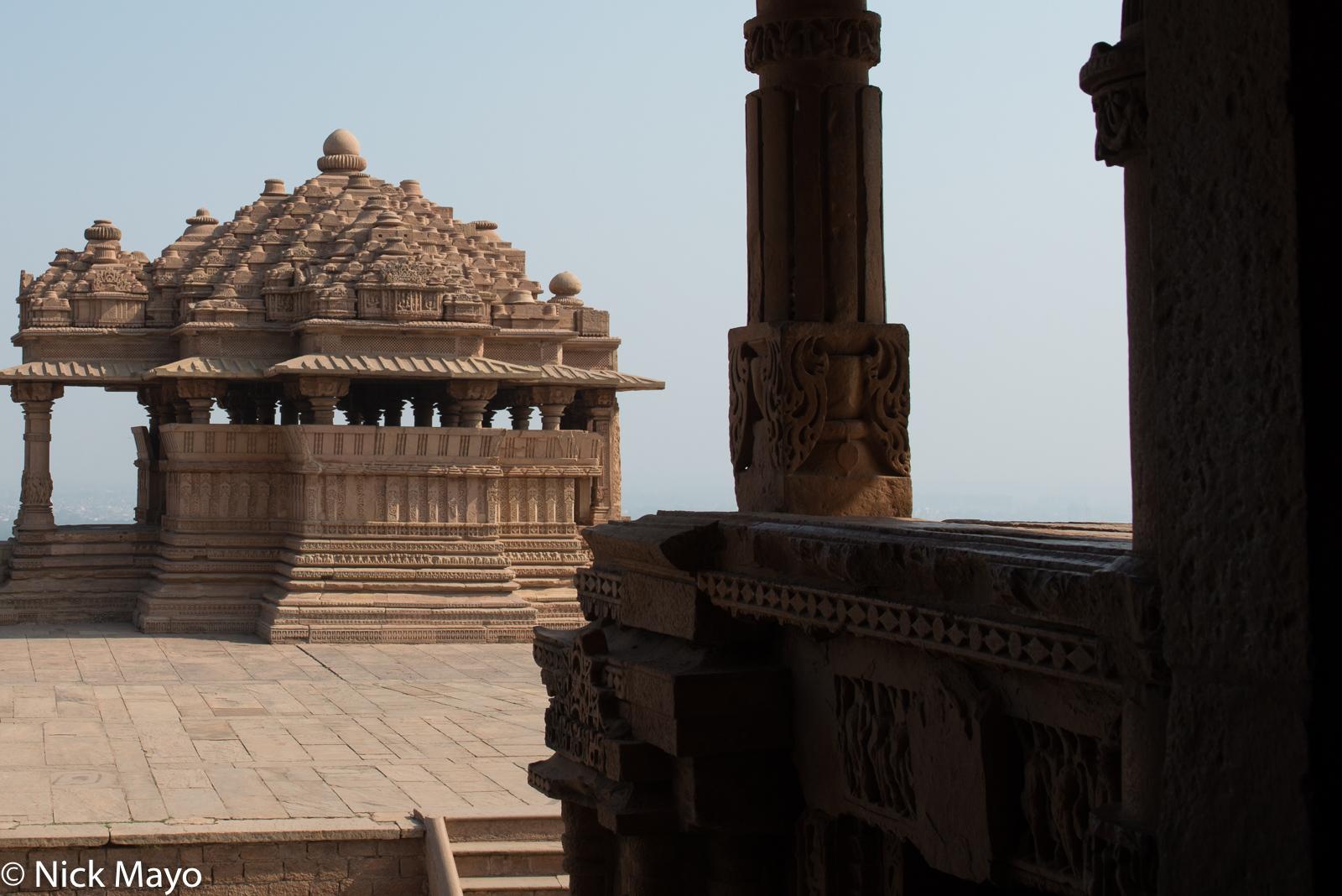 India, Madhya Pradesh, Temple, photo