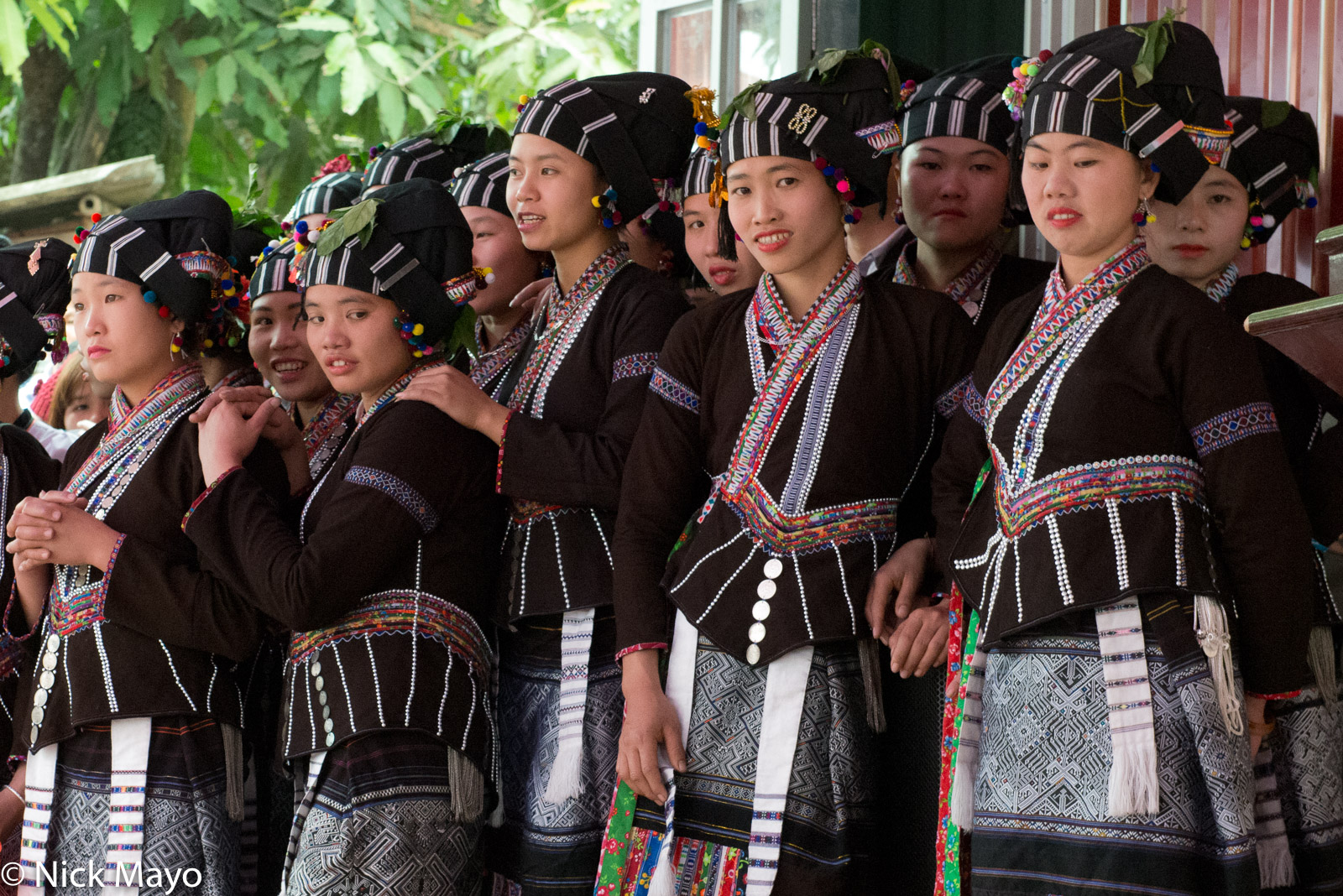 Festival, Lai Chau, Lu, Vietnam, photo