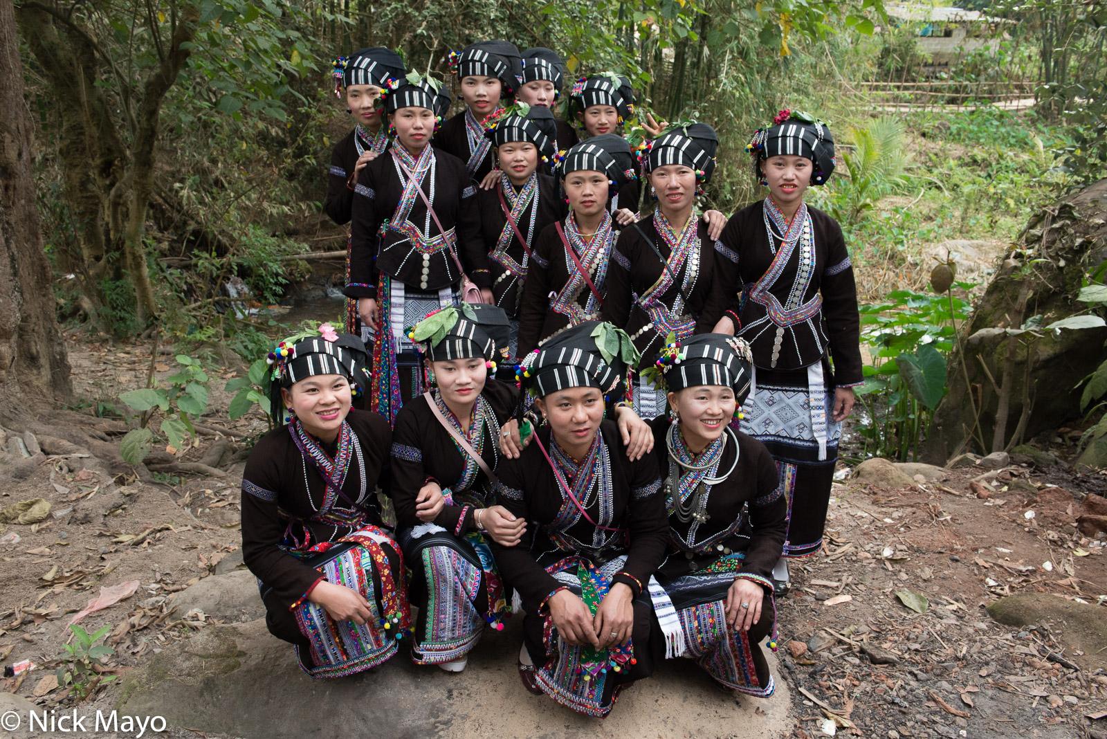Festival, Lai Chau, Lu, Vietnam, photo