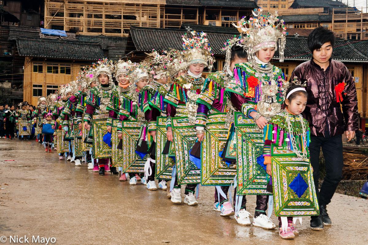 China,Column,Dong,Guizhou,Wedding, photo