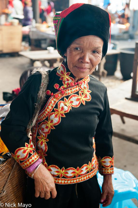 China,Hani,Market,Yunnan, photo