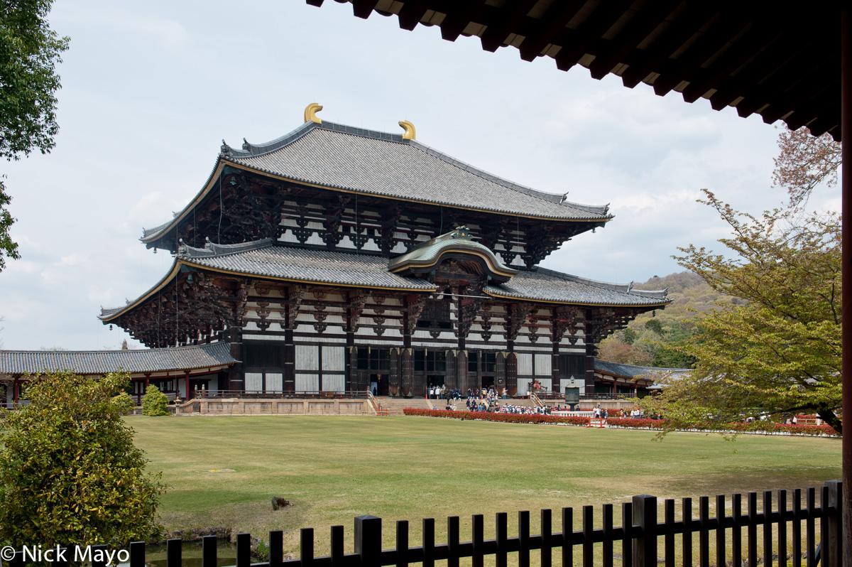 Japan,Kinki,Roof,Temple, photo