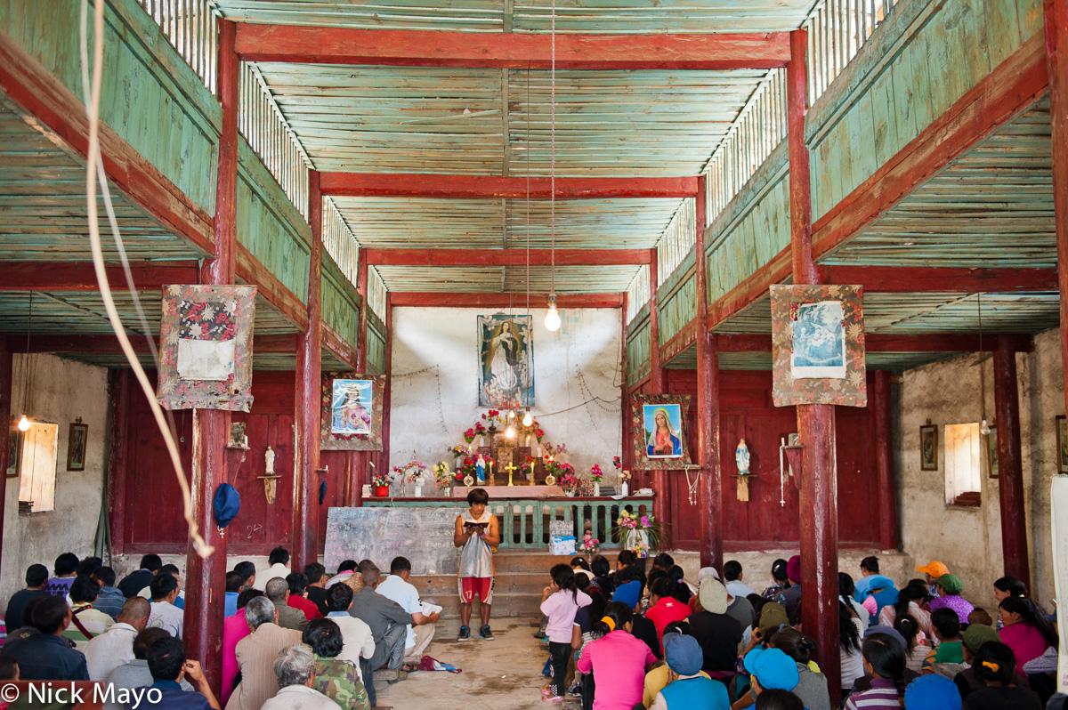 China,Church,Nu,Yunnan, photo