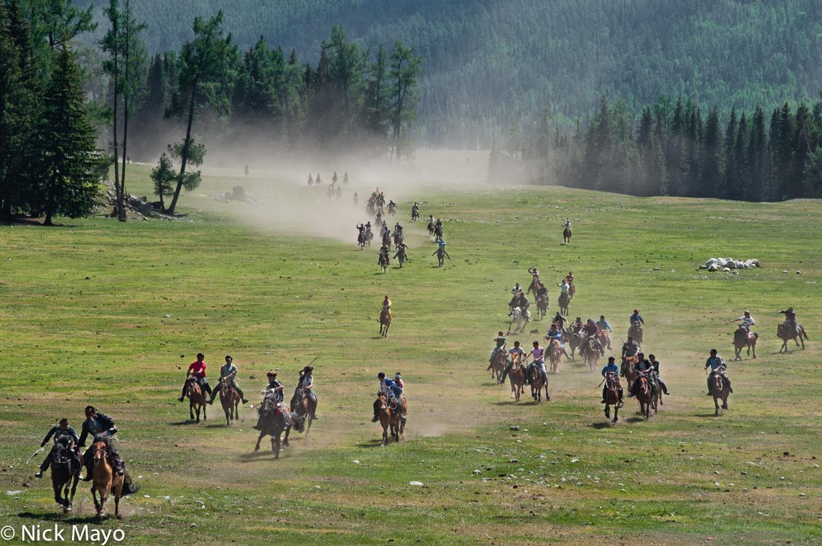 China,Horse,Racing,Tuva,Xinjiang, photo