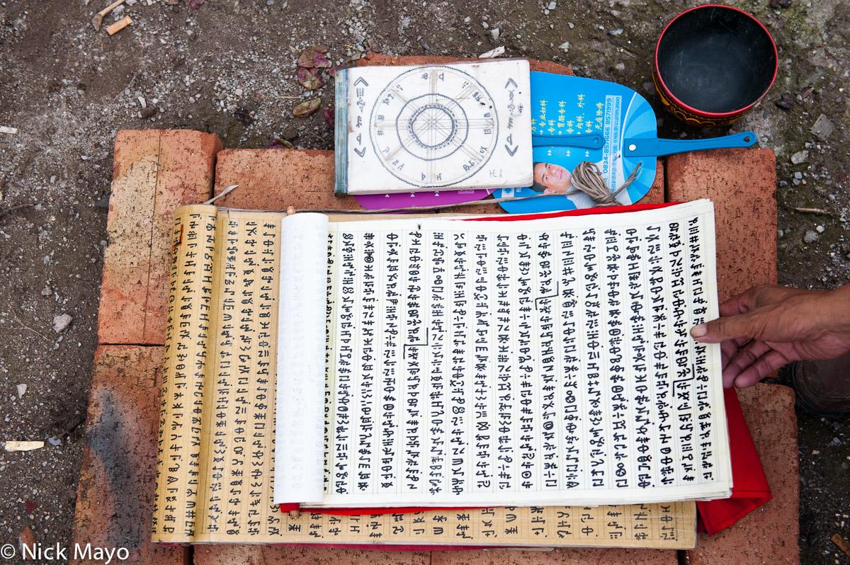Almanac,China,Market,Sichuan, photo