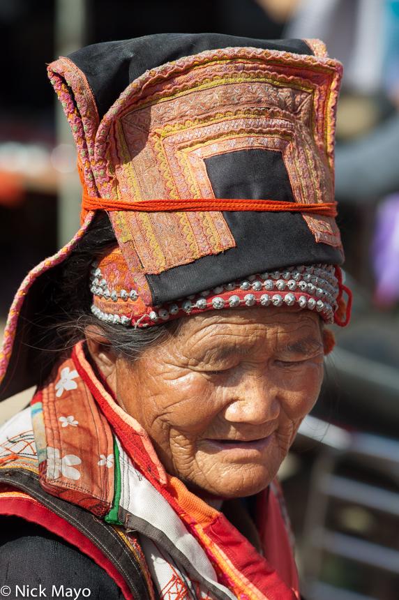 China,Hat,Yi,Yunnan, photo