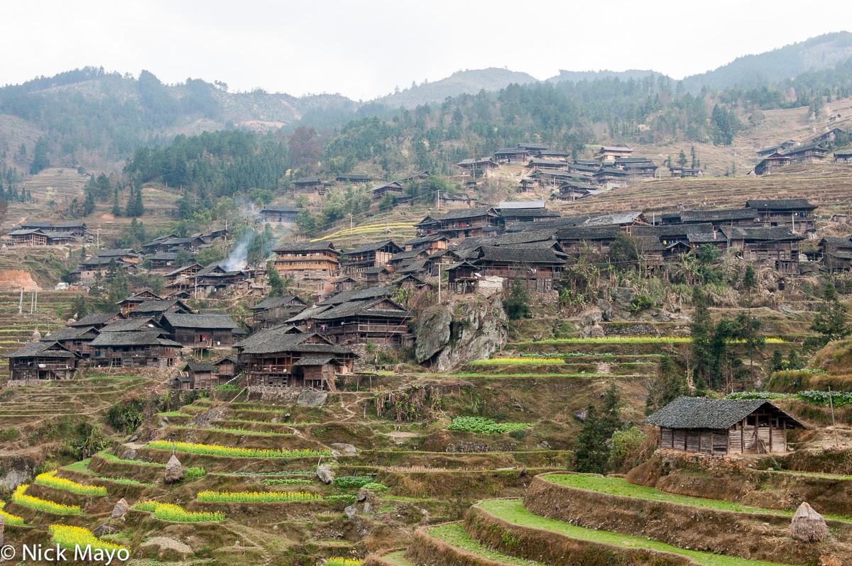 China,Guizhou,Village, photo