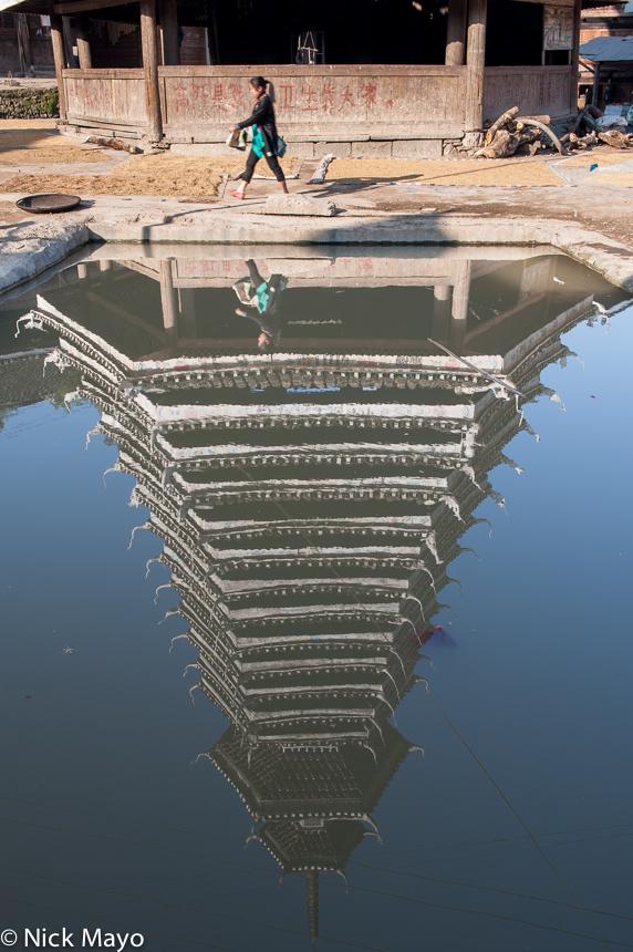 China,Drum Tower,Guizhou, photo