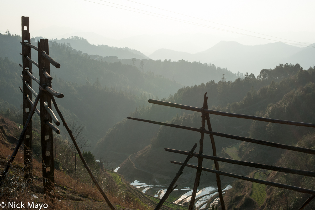 China,Drying Rack,Guizhou, photo
