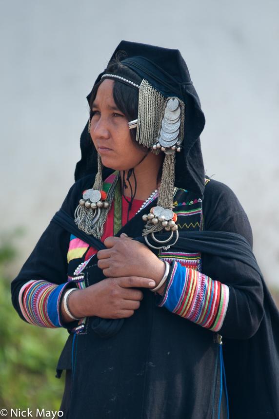 Bracelet,Hani,Hat,Laos,Phongsali, photo