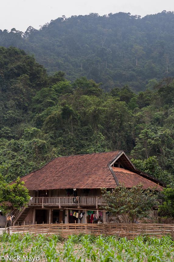 Balcony,Ha Giang,Residence,Vietnam, photo