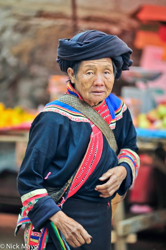 Bulang,China,Turban,Yunnan, photo