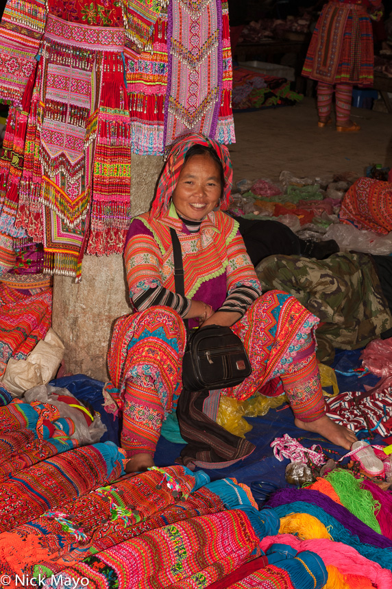 Ha Giang,Market,Miao,Selling,Vietnam, photo