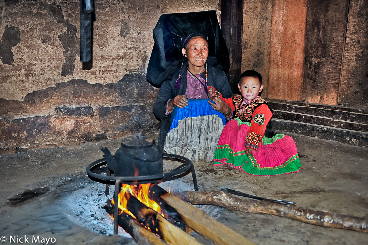 China,Kettle,Yi,Yunnan, photo