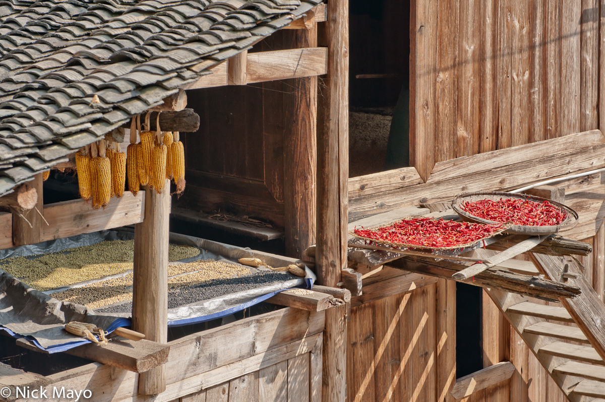 Chilli,China,Corn,Guizhou, photo