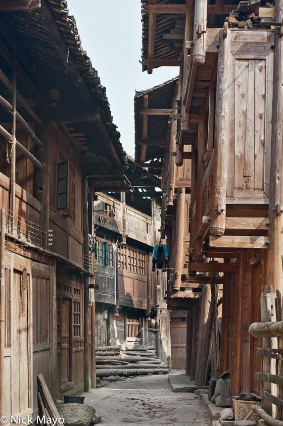 China,Guizhou,Residence, photo
