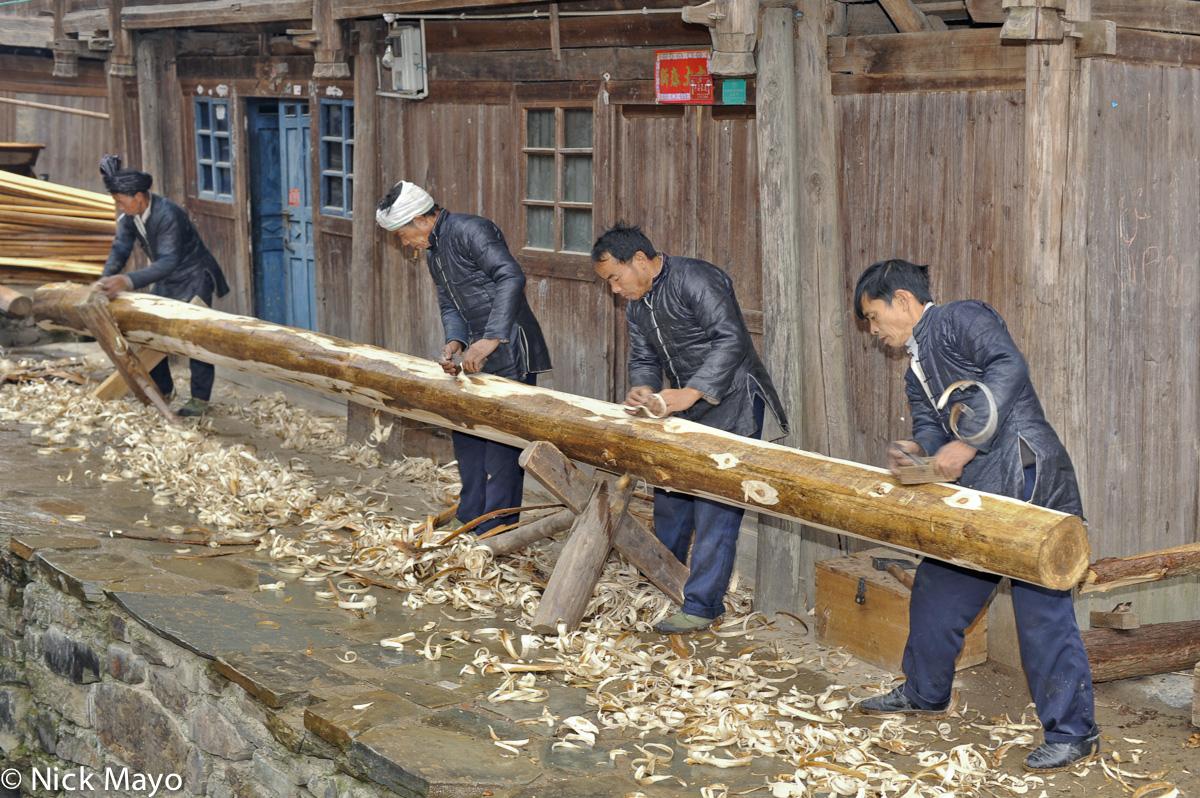 China,Dong,Guizhou,Planing, photo