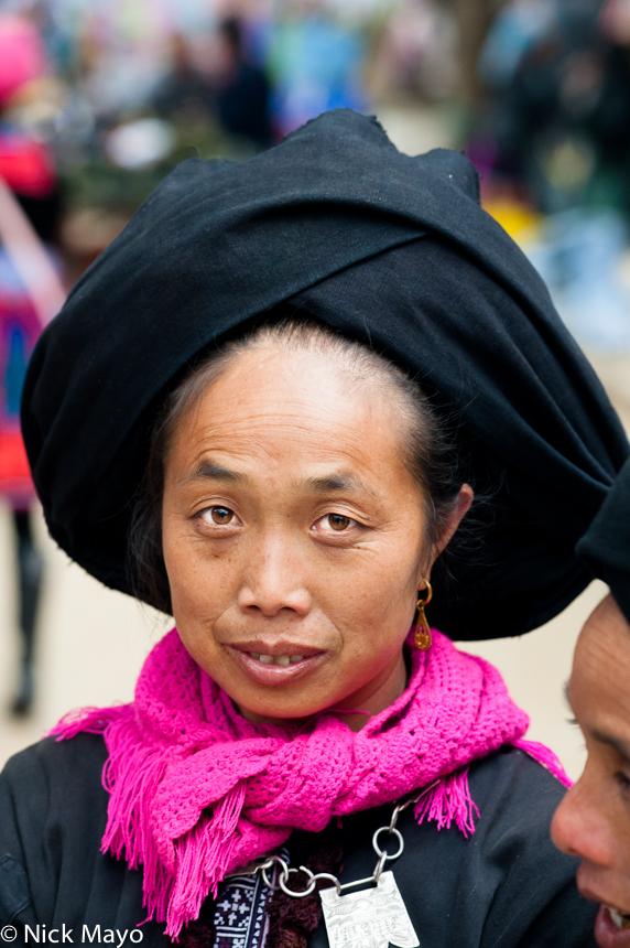 China,Turban,Yao,Yunnan, photo