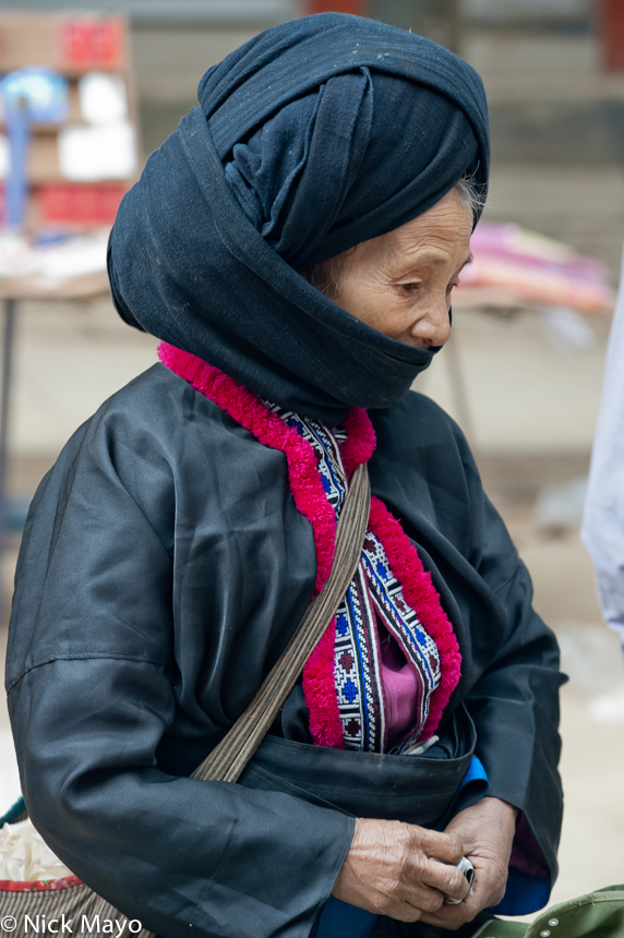 China,Turban,Yao,Yunnan, photo