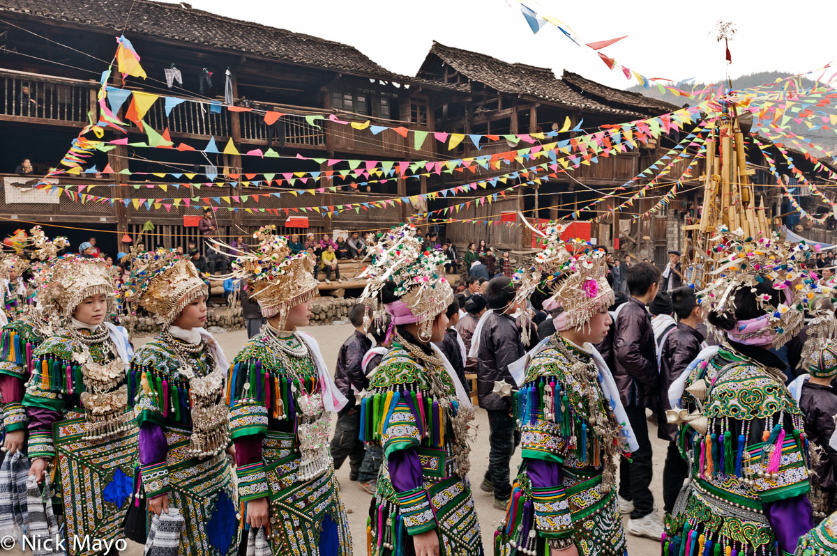 China,Circling,Dong,Festival,Guizhou, photo