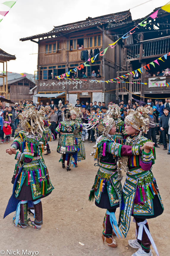China,Dancing,Dong,Festival,Guizhou, photo