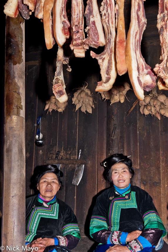 China,Dong,Guizhou,Hair,Meat, photo