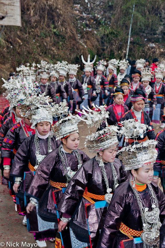China,Circling,Festival,Guizhou,Miao, photo